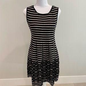 Max Studio black and white dress